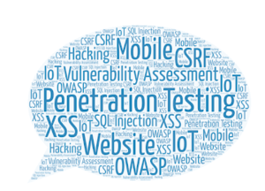 Testing types Penetration